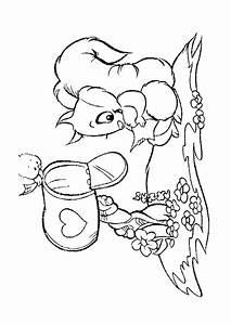Dessin Saint Valentin : coloriage ecureuil saint valentin sur ~ Melissatoandfro.com Idées de Décoration