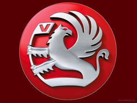 Vauxhall Logo Wallpaper