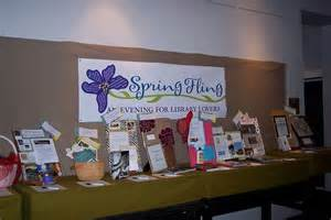 Display Silent Auction Gift Certificates