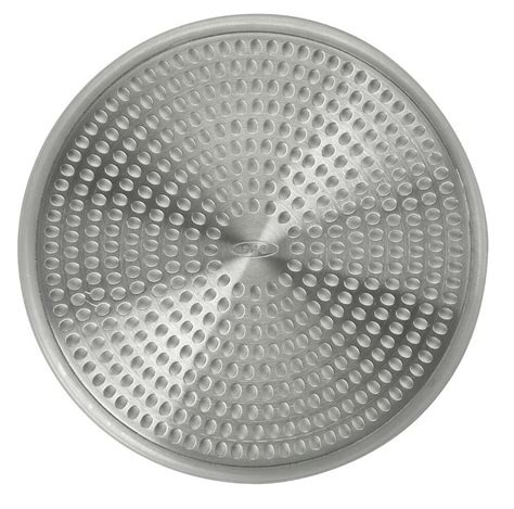 Hair Catcher Shower by Oxo Grips Shower Stall Drain Protector Cover Hair