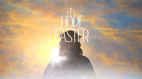 hope  easter promo video  church media