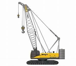 Crawler Cranes | Crawler Crane for Sale | SANY Largest ...