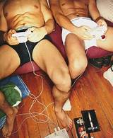 Gay muscle video games