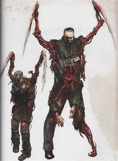 Image Slasher Concept Art Art Of Dead Spacepng Dead