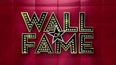 wall  fame game shows wiki fandom powered  wikia