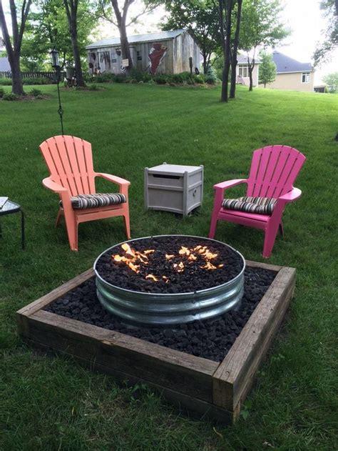backyard pit 40 backyard fire pit ideas renoguide