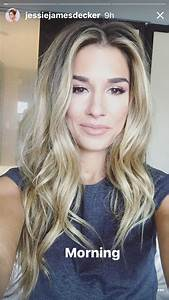 Jessie James Decker ️ hair | Hair, Skin and nails ...