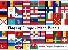 New Flags of Europe Mega Bundle in the Shop!
