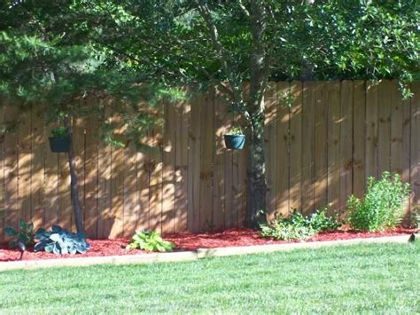 small backyard fence ideas fence ideas for small yard ayanahouse