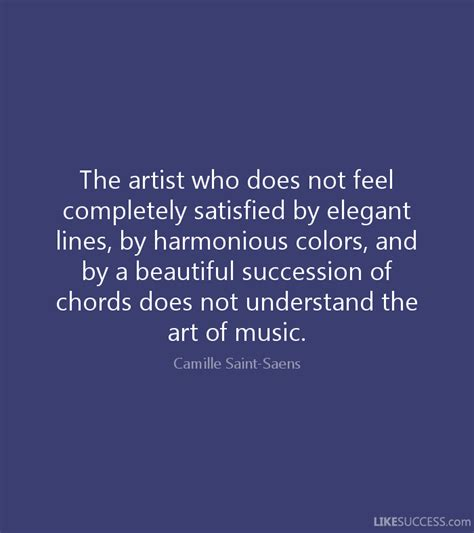 The Artist Who Does Not Feel Completely By Camille Saint