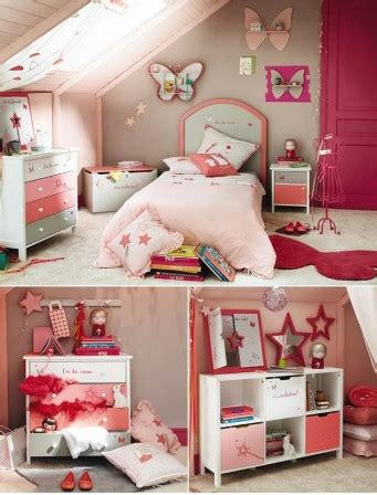 chambre fille idee deco  meubles chambre petite fille