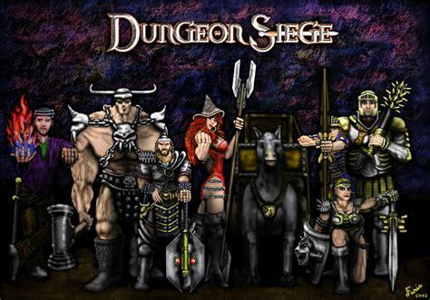 dungeon siege i dungeon siege legends of aranna per pc