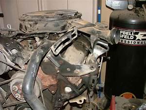 Need Power Steering Pump Bracket Pics For V Belt Car