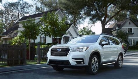 New Subaru Ascent Breaks Cover When Can You Get One