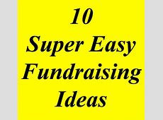 fundraising ideas at work