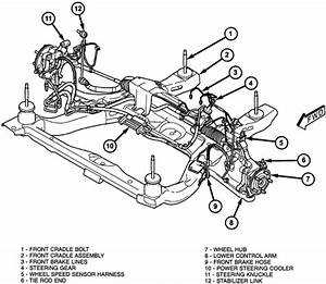 1998 Ford Expedition Brake Line Diagram