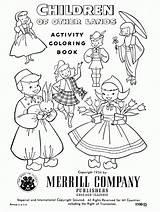 Coloring Pages Lederhosen Children Books Template Qisforquilter Holland sketch template