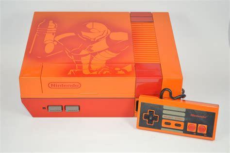 Custom Nintendo Nes Console Metroid Amazing Customs