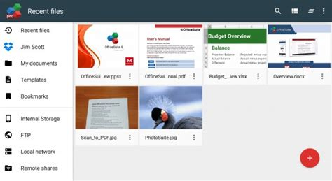 A New Release to OfficeSuite for Android is Now Available