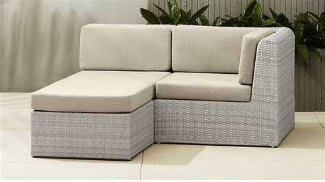 small outdoor sectional sofa small outdoor sectional sofa sofa outdoor sectional sofas