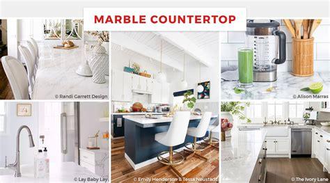 creative countertop ideas 55 best kitchen countertop ideas for 2018
