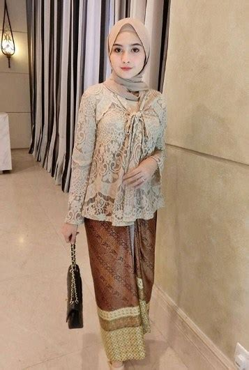 model kebaya long dress muslim  model kebaya modern