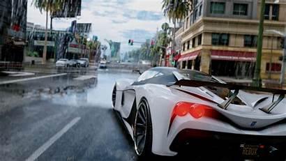 Grand Theft Sports Luxury Vehicle Turismo Supercar