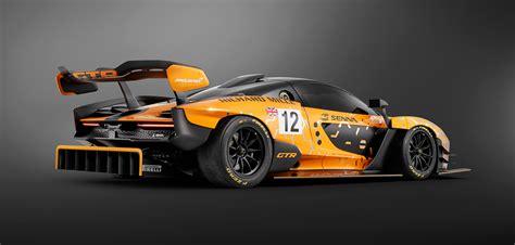 Mclaren Unveils The Senna Gtr  Professional Motorsport World