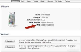 imei number on iphone find the imei number of your locked iphone 4 4s 5 for
