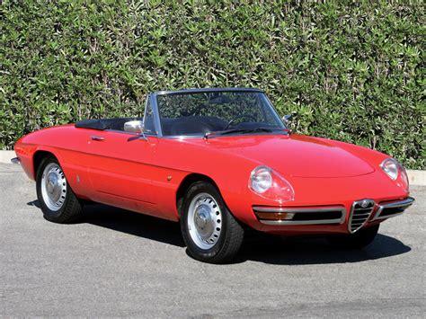Alfa Romeo Spider Duetto 1966-1969 Alfa Romeo Spider