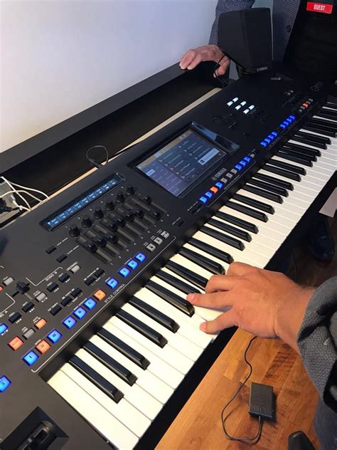yamaha genos keyboard yamaha genos yamaha genos in 2019 yamaha drum