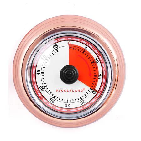kitchen timer walmart copper magnetic kitchen timer kt051 co walmart