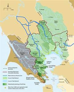 North Bay Watershed Map  U2013  Nbwatershed Org