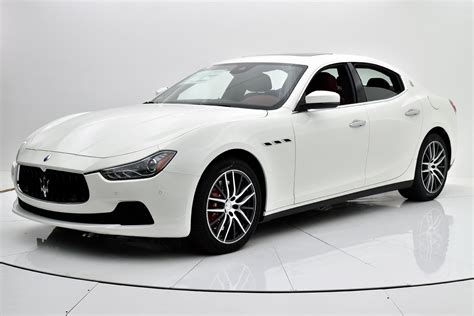 Used 2017 Maserati Ghibli S Q4 For Sale (,880)