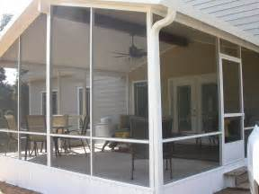 Decoration Design Concept Enclosed Porch Idea Enclosed Enclosed Front Porch Ideas