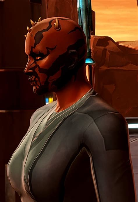 star wars   republic swtor sample female zabrak