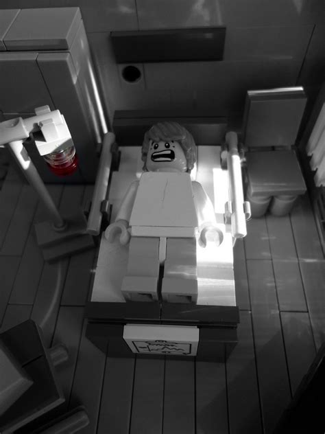 lego dead walking zombie zombies apocalypse hospital legos below plan shaun 1280 scenes