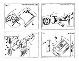 Muffler  Regulating Control Diagram  U0026 Parts List For Model