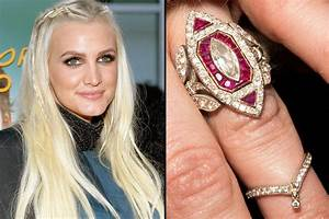 top 20 most exclusive unconventional celebrity engagement With celebrities wedding rings