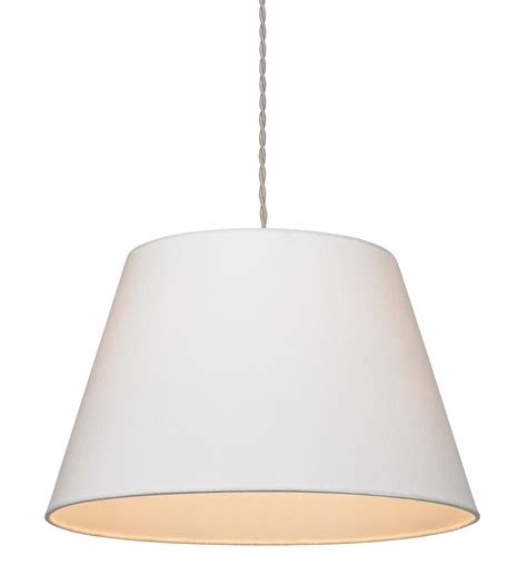 small drum l shade small drum pendant shade ivory