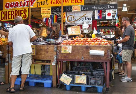 Vancouver's Granville Island Public Market: a Complete Guide