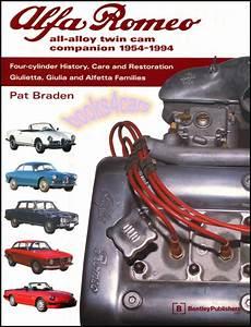 Alfa Romeo Restoration Book Manual Alloy Twin Cam