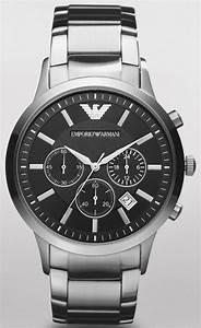 emporio armani chronograph ar2434 ausdrucksstarker