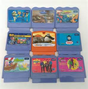 VTech V.Smile Game Cartridges