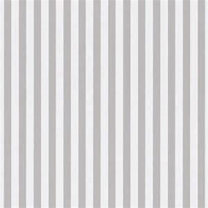 Tapete Streifen grau weiß Tapete Rasch Textil Petite Fleur