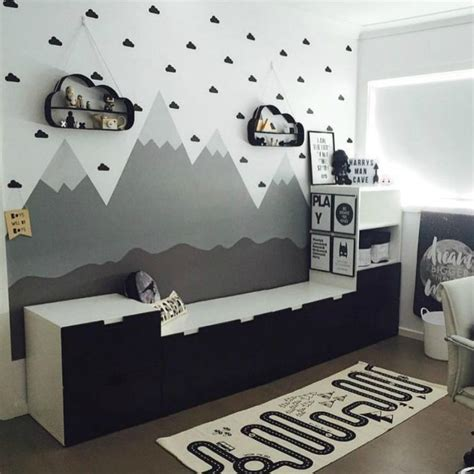 awesome themed bedding great for awesome mountain wall ideas for your kids bedroom