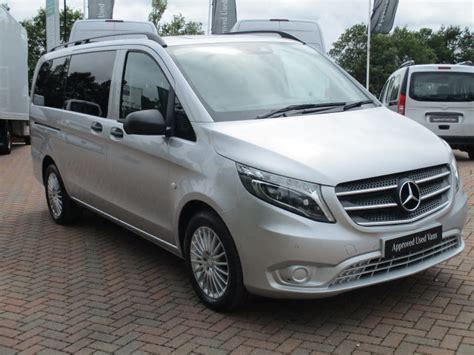 mercedes select mercedes vito 119 tourer select bell truck and