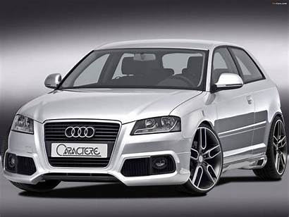 Audi A3 8p Caractere 2009 2008 Wallpapers