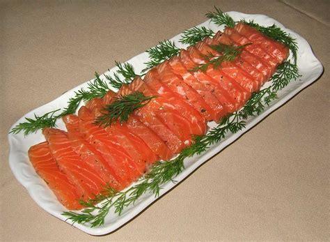 cuisine saumon saumon gravlax ma cuisine santé