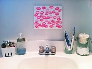 tableau st valentin encore une idee deco With salle de bain design avec support carton à décorer